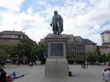 Statue de J B Kléber