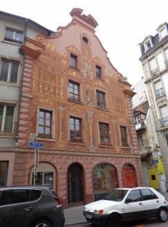 Façade de Strasbourg