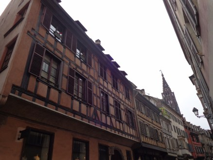 Rues de Strasbourg