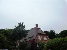 Même les villas ont des toits en chaume! / Even the villas have thatched roofs!