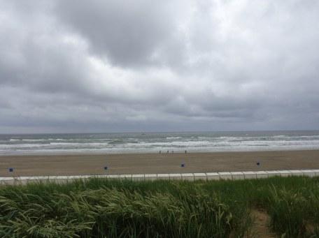 La mer est déchainée/ The turbulent ocean