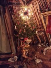 Notre bel arbre de Noël dans le gamme