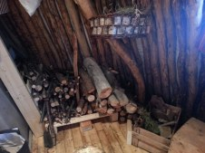 Nouveau stock de bois dans le gamme