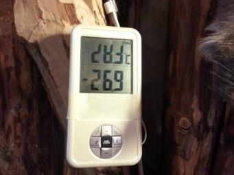 Voici le record pour cet hiver