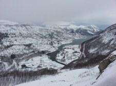 La vue de Sundsfjord